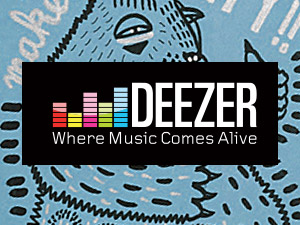 Deezer Music Wall